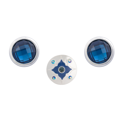 Blue Wonder Dot Set